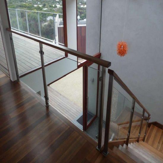 China Modern Handrail Design Indoor Stainless Steel ...