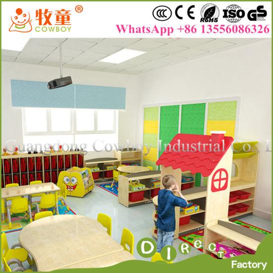 Kids Children Nursery Classroom Furniture Manufacturer In China