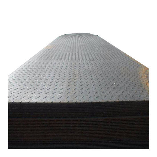 Ss400 St37 Diamond Pattern Carbon Checkered Ms Plate
