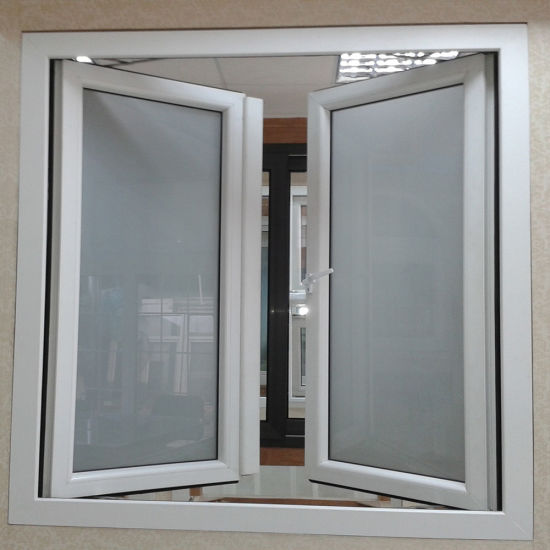 China Indonesia Used Vinyl Windows For Sale Pvc Frames Window