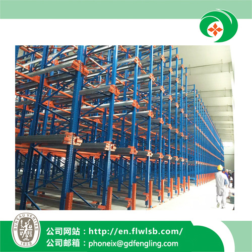 Automatic Radio Shuttle Pallet Rack for Warehouse pictures & photos