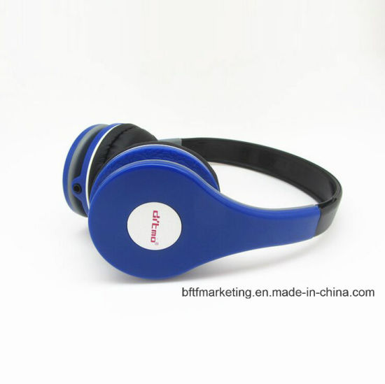 Wired HiFi Headset Headphone Earphone for Computer Music Play MP3/MP4 Player pictures & photos