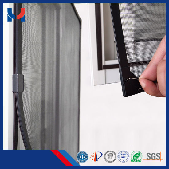 High Quality Easy Install Magnetic Mosquito Net, Insect Screen