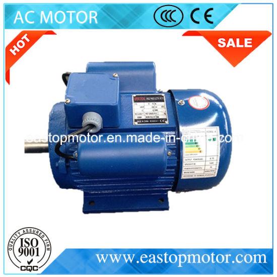 Yc Series Single Phase Heavy Duty Electric AC Motor for Ventilator