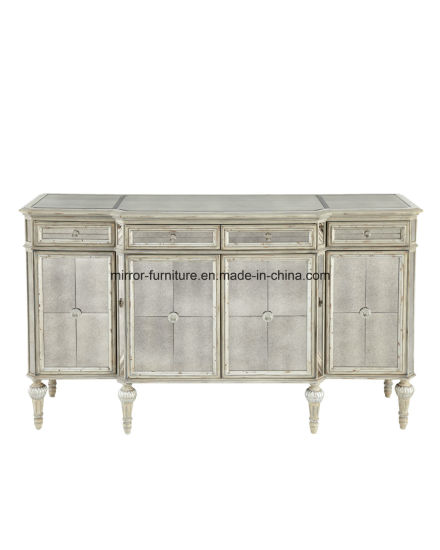 Living Room Antique Mirrored Furniture with High Quality pictures & photos