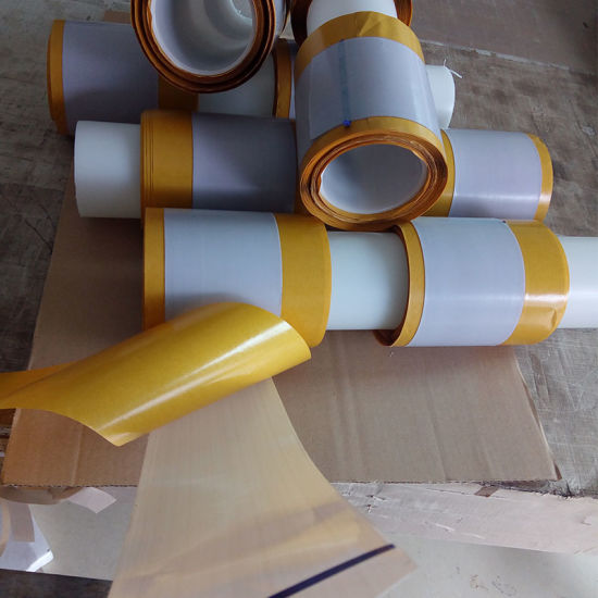 Resistance to High Temperature Pure Film Adhesive Tape pictures & photos