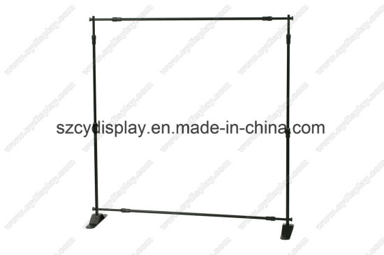 Jumbo Adjustable Banner/Standbackdrop Banner Stand pictures & photos