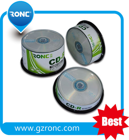 photograph about Printable Cd Labels titled China Suitable with Adhesive Labels Printable CD Blank