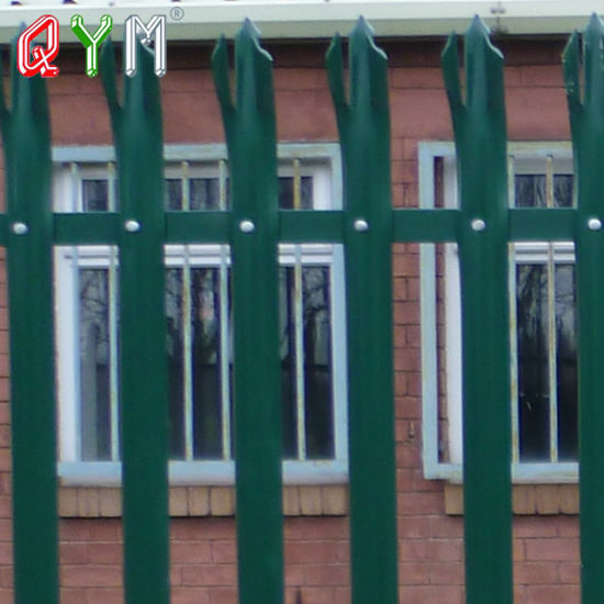 Transformer Protection Garden Fence Palisade Fence & Gate