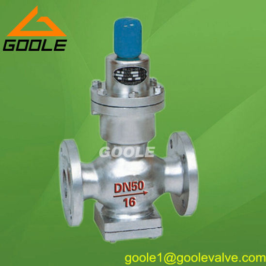 Direct Acting Bellow Pressure Reducing Valve (GAY44H/Y) pictures & photos