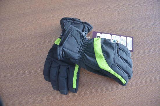 Winter Glove, Winter Ski Glove for Biedronka Supmarket.
