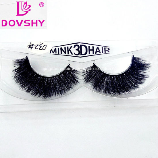 1dc9d683787 Private Label Multi-Layer 100% Handmade False 3D Real Mink Eyelash with  Factory Price