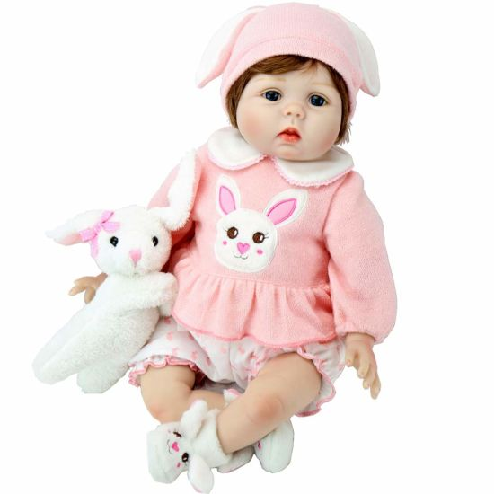 Silicone Baby Dolls Reborn Baby Dolls pictures & photos