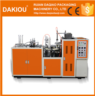 Paper Cup Forming Machine for Disposable Coffee Cup