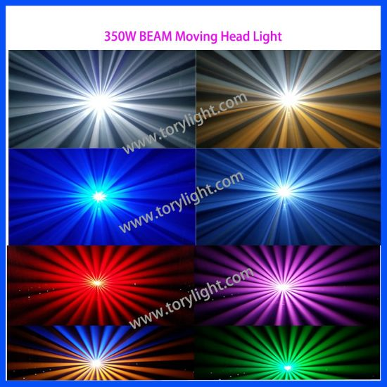 LED Stage DJ Light 350W Moving Head Night Club Light pictures & photos