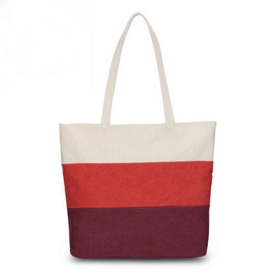 2020 Latest Design Ladies Handbag Portable Custom Printing Handbag