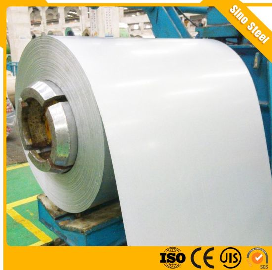 0.38mm Prepainted Zinc Coated PPGI Galvanized Steel Coil
