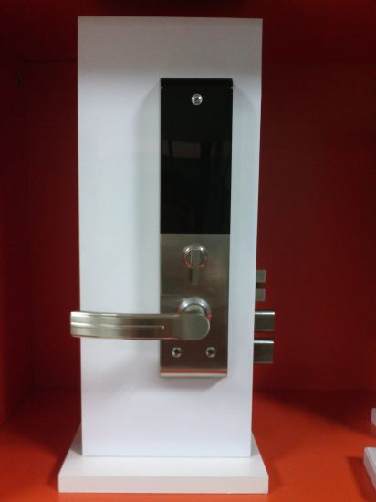 High Level Cheap Biometric Fingerprint Security Digital Door Lock pictures & photos