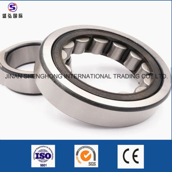 Auto Parts Metal Bearing Rolling Bearing Low Noise High Load Nu224 Cylindrical Roller Bearing pictures & photos