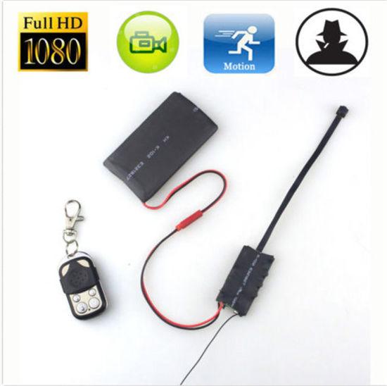 HOT MINI HD 1080P DIY Module Hide Camera Video DV DVR Motion w// Remote Control