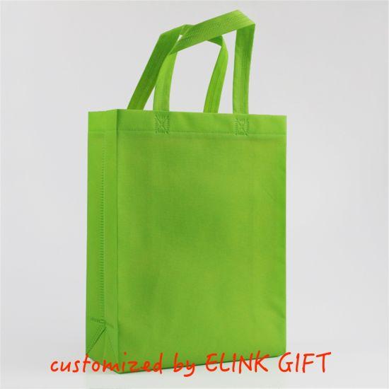 Factory OEM 3D Nonwoven Tote Bag Shoulder Bag Shopping Bag for Women