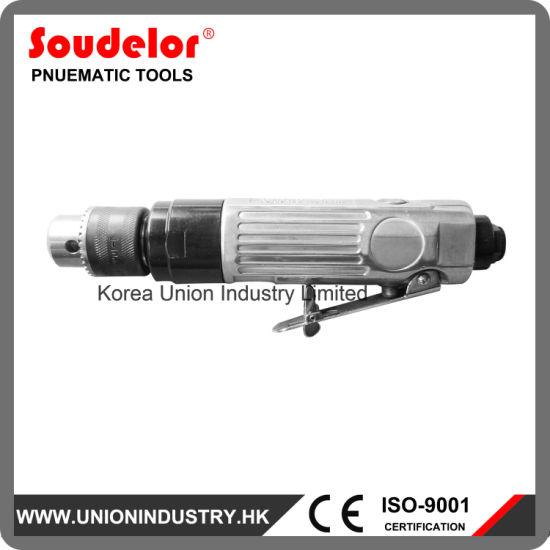 "Heavy Duty Pneumatic Hand Drill 3/8"" Hand Power Drill Tool"