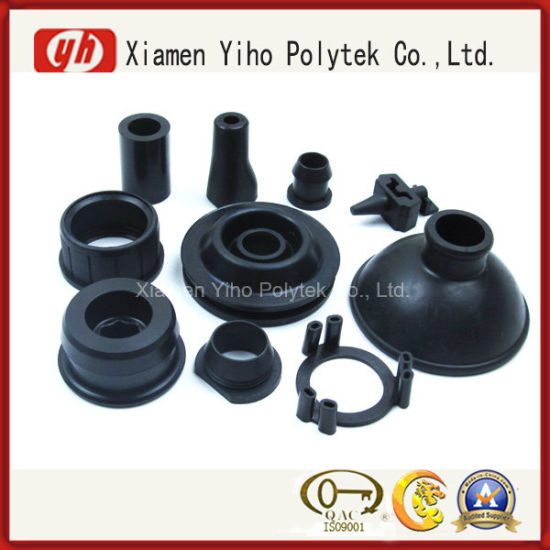 ISO9001 SGS EPDM Molded Silicone Auto Rubber Parts