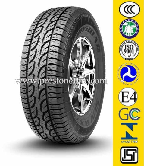 Linglong Triangle Durun Top Tire Brands Mud Tire Distributor pictures & photos