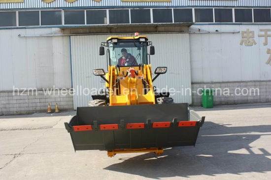 Front End Loader Best Quality Good Offer From Hzm pictures & photos