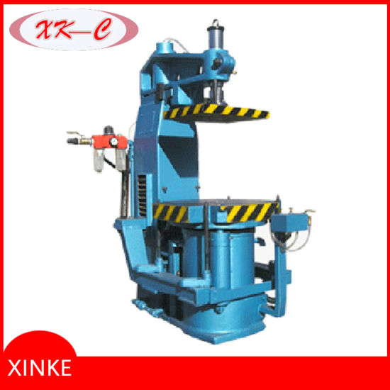 Portable Jolt Squeeze Molding Machine for Caly Sand Mould pictures & photos