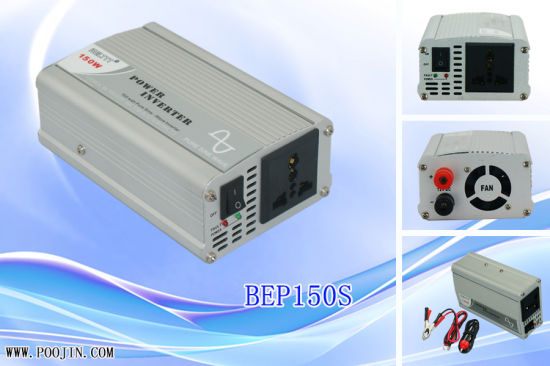 150W DC12V/24V to AC 110V/220V Pure Sine Wave Power Inverter pictures & photos