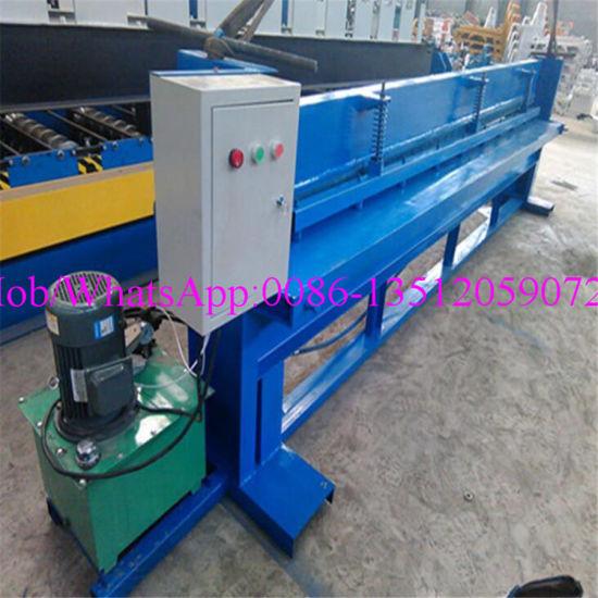 4-6m Metal Sheet Hydraulic Shearing Machine