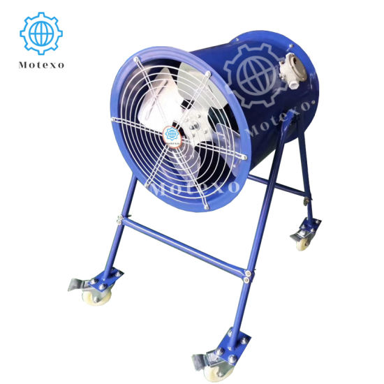 Fans for Radiators and Engine Coolers