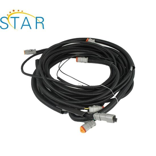 china professional manufacturer amp tyco automotive connector wire rh starconnect en made in china com automotive wiring harness manufacturers automotive cable harness manufacturers