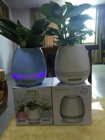 China Intelligent Music Vase Touch Induction Can Play The Piano