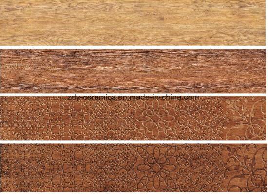 China Brazilian Sandalwood Building Material Ceramic Wooden Tile - Ceramic tile made in brazil