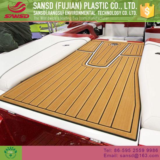 China Eva Marine Decking Eva Foam For Boat Decks Marine Mat China