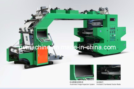 4 Colors High Speed Flexographic Printing Machines pictures & photos