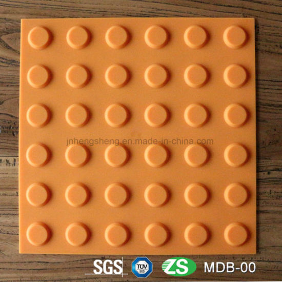 Cheap Flooring Tactile Indicator Tactile Paving Tiles pictures & photos