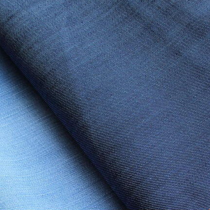 12oz Dark Blue 100% Cotton Denim Fabric