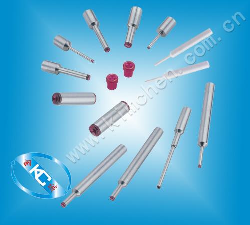 Ruby Nozzle Guide Tungsten Carbide Wire Tube Guide