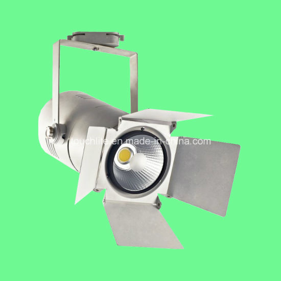 360degree Adjustable COB Track Light for Clothes Shoes Chain Shops (TLDT844)