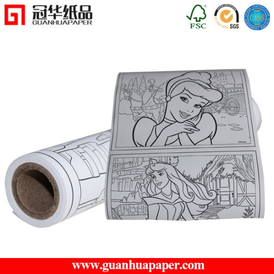 China Sgs Good Quality Customized Offset Drawing Paper China