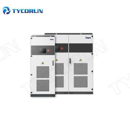 Tycorun China Supplier Three Phase PV Sine Wave Hybrid Inverters Battery Storage Power DC Inverter with BMS