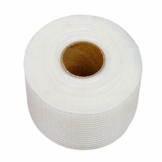 China Wholesale Self-Adhesive Fiberglass Mesh Tape for Dry Wall