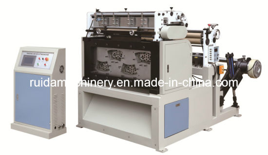CE Approved Automatic Punching and Die Cutting Machine (RD-CQ-850)