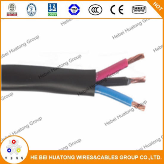 China UL Certificate Thermoplastic Insulated Wires Tc Cables - China ...