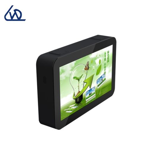 55 Inch Wall Mounted Waterproof Outdoor LCD Digital Signage for Advertising with Touch Screen