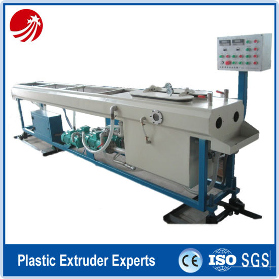 Plastic PVC Electric Wire Conduct Pipe Production Line pictures & photos