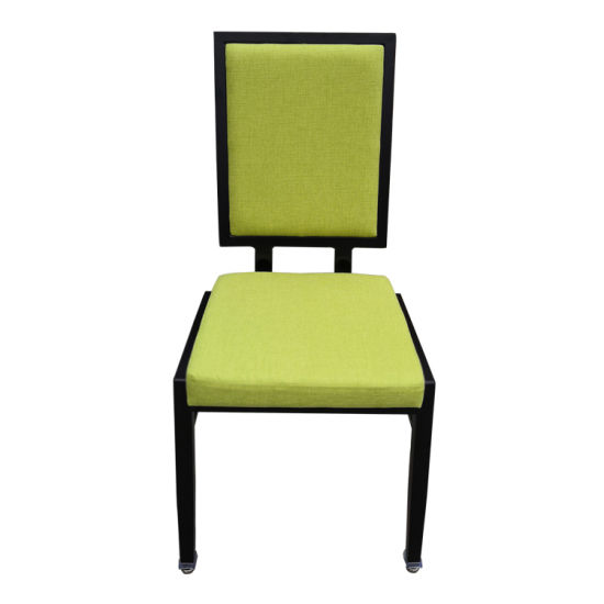 Aluminium Coronet Deluxe Banquet Chair Squared Back Banquet Dining Chair